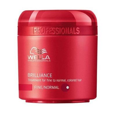 Wella Brilliance Treatment for Fine , 5.07 oz