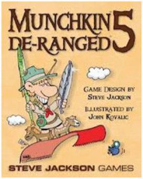 Steve Jackson Games Munchkin 5 De-Ranged