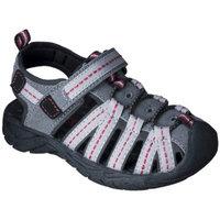 Toddler Boy's Circo Henry Hiking Sandals - Gray 10