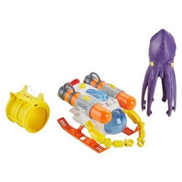 Matchbox Cargo Submarine
