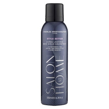 Charles Worthington Style Setter Long Lasting Max Hold Hairspray - 6.
