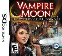 Navarre Vampire Moon: The Mystery of the Hidden Sun