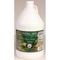Natural High Aloe Vera Juice 1 Gallon