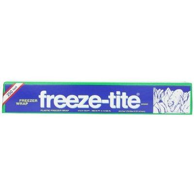 Freeze-tite Plastic Freezer Wrap, 250-Feet x 14 5/8-Inch Rolls (Pack of 4)