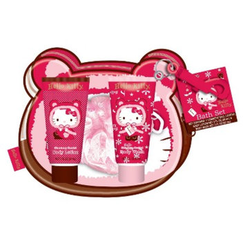 Added Extras Hello Kitty Bath Set