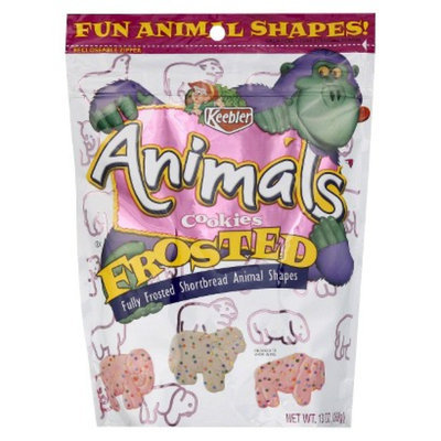 Kellogg's Keebler Frosted Animal Cookies 13 oz