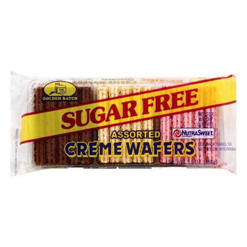 Golden Batch Assorted Creme Wafers, 5.5 oz, - Pack of 24