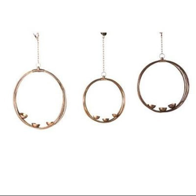 Moes Home Collection 3Pc Ring of Fire Set