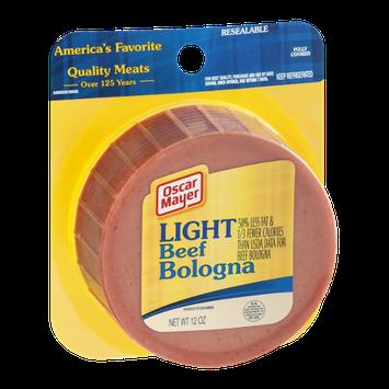 Oscar Mayer Light Beef Bologna