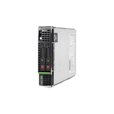 HP ProLiant BL460c Gen8 - Server - blade - 2-way - 2 x Xeon E5-2690v2 / 3 GHz - RAM 128 GB - SAS - hot-swap 2.5