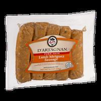 D'Artagnan Lamb Merguez Sausage