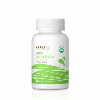 Veria Id Gotu Kola Organic 120 Tablets