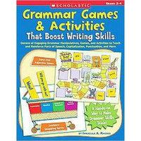 Grammar Games & Activities (Paperback)