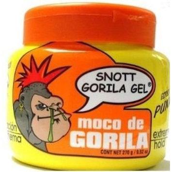 Moco De Gorila Punk Style Hair Gel 9.52 oz - Cabello Estilo Punk