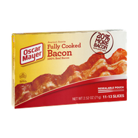 Oscar Mayer Bacon Fully Cooked