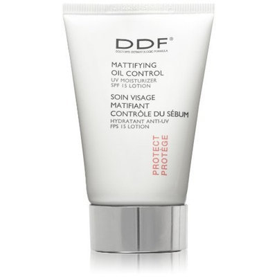 DDF Mattifying Oil Control UV Moisturizer SPF 15 Lotion, 1.7 oz.
