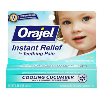 Orajel Baby Cooling Melon Teething Gel