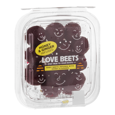 Love Beets Baby Beets Infused with Honey & Ginger