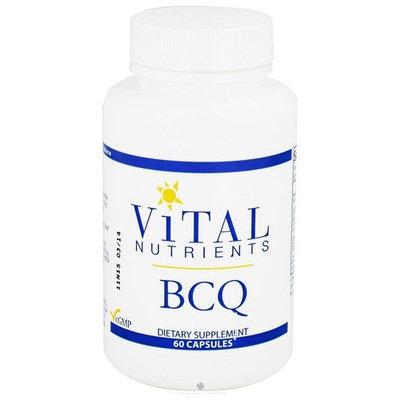 Vital Nutrients, BCQ 60 Capsules