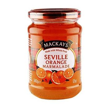Mackay's Mackays Natural Fruit Seville Orange Marmalade (340g)