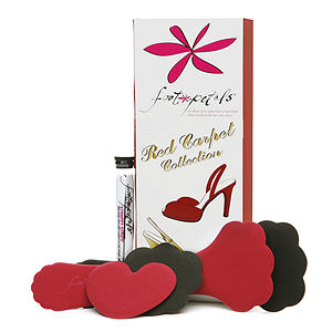 Foot Petals Red Carpet Collection