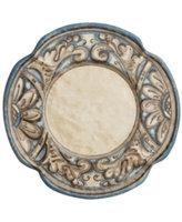 Arte Italica Dinnerware, Rosone Dinner Plate
