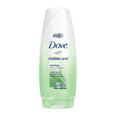 Dove Visiblecare Toning Creme Body Wash