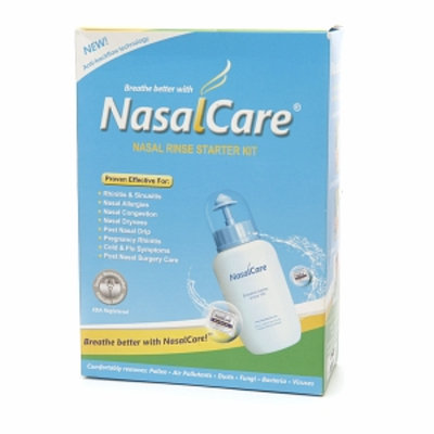 NasalCare Nasal Rinse Starter Kit for Kids