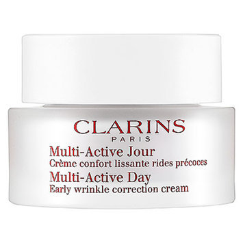 Clarins Multi-Active Day Early Wrinkle Correction Cream - all skin types