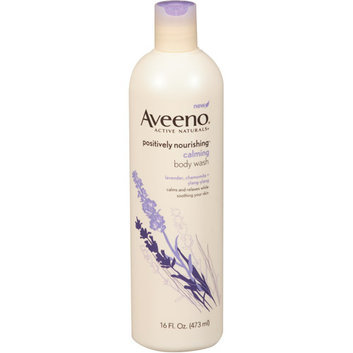 Aveeno Positively Nourishing Calming Body Wash