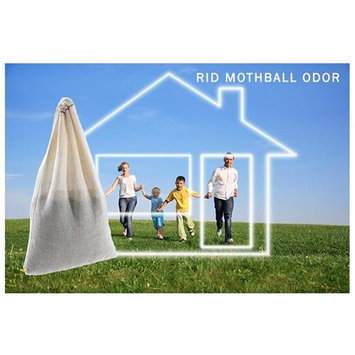 Smelleze Reusable Mothball Deodorizer Pouch: X Large