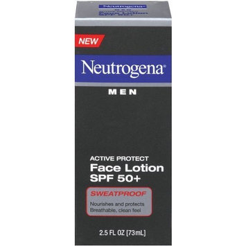 Neutrogena® Men Active Protect Face Lotion SPF 50+