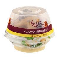 Sabra To Go Hummus with Pretzels Roasted Garlic