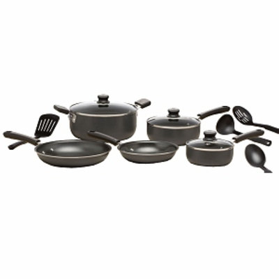 WearEver C957SC74 Admiration Nonstick 12-piece Cookware Set
