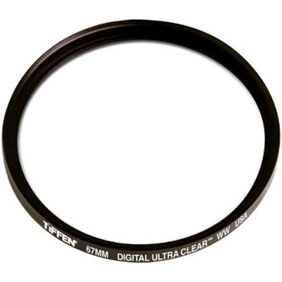 Tiffen 67mm Digital Ultra Clear WW Protective Filter