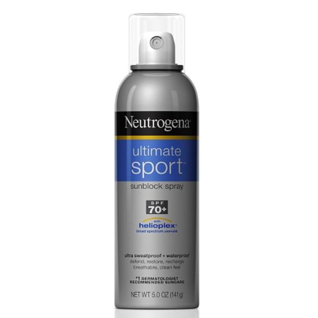 Neutrogena Ultimate Sport Spray
