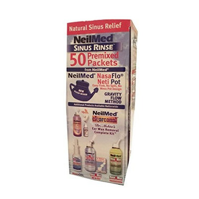 NeilMed Sinus Rinse 50 Premixed Packets