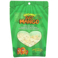 Just Tomatoes, Etc Just Tomatoes Organic Just Mango, 1.5 Ounce Pouch (Pack of 4)