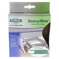 PetSafeA Sweep One Kitty Litter Bag