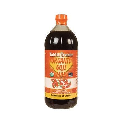 Tahiti Trader 932004 Organic Goji Juice 32 Oz