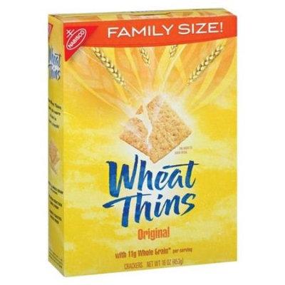 Nabisco Wheat Thins Wheat Thins Original, 16 OZ (Pack of 6)