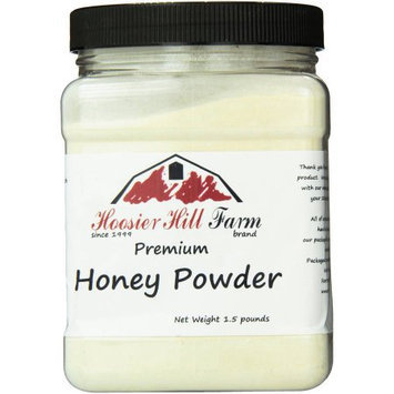 Hoosier Hill Farm Premium Honey Powder, 1.5 lbs