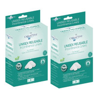 CareActive Unisex Reusable Incontinence Liners, 6 pack, 6 Pack