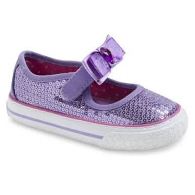 Disney Toddler Girl's Sofia The First Mary Jane Sneakers - Purple 12