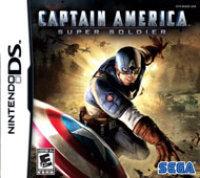 Sega of America Captain America: Super Soldier