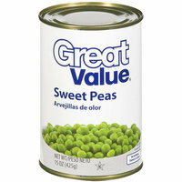 Great Value :  Sweet Peas