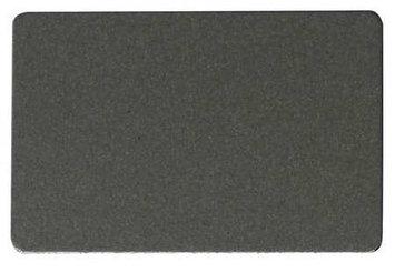 EATON M22-XST Legend Plate, Rectangular, Silver