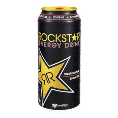 Sobe Rockstar Energy Drink 16 oz