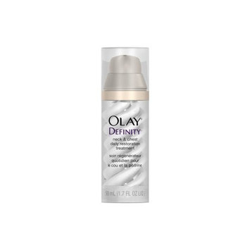 Olay Definity Neck and Chest Daily Restoration Treatment