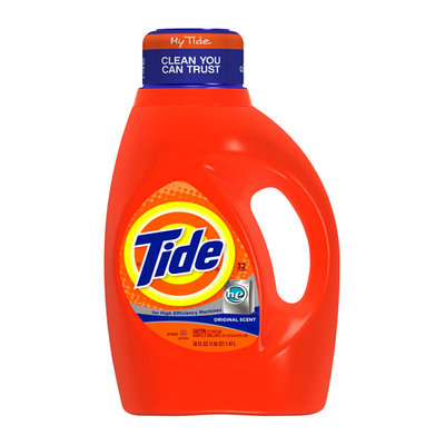 Tide High Efficiency Liquid Laundry Detergent